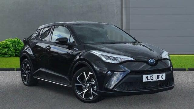 2021 Toyota C-HR 1.8 VVT-i Design (21 reg)