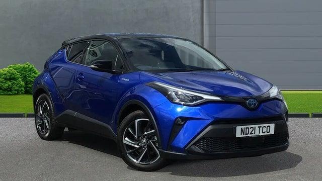2021 Toyota C-HR 1.8 VVT-i Dynamic (21 reg)
