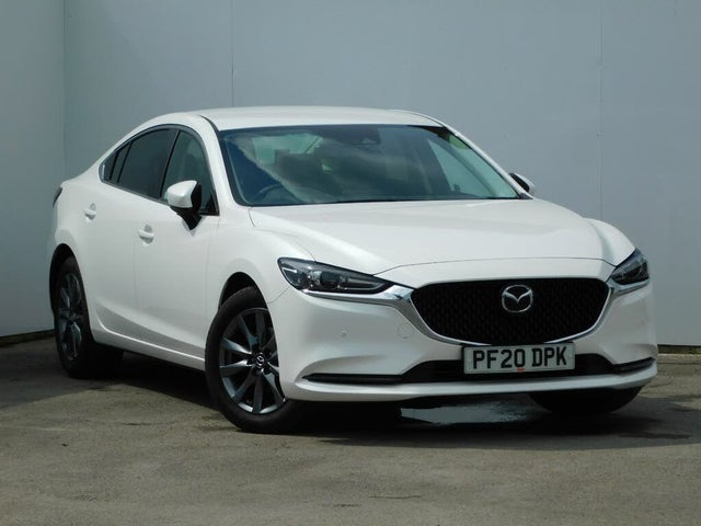 2020 Mazda Mazda6 2.0 SKYACTIV-G SE-L LUX (NAV+) Saloon 4d (20 reg)