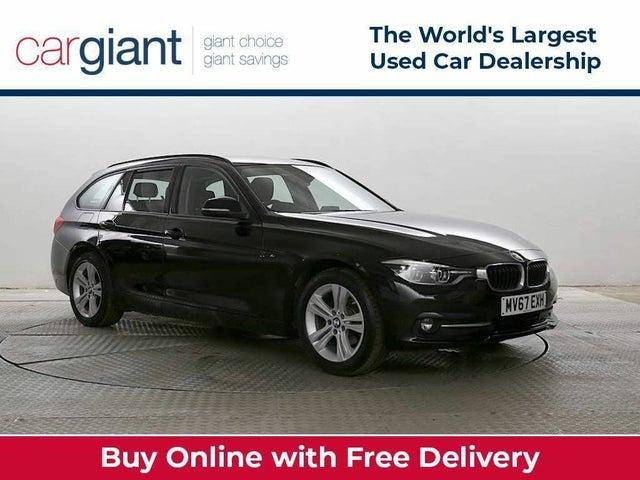 2017 BMW 3 Series 1.5 318i Sport Touring 5d (67 reg)