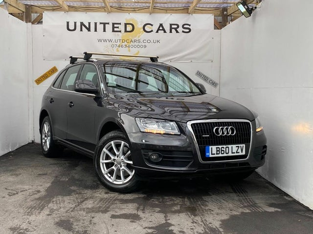 2011 Audi Q5 3.0TD SE (240ps) (60 reg)