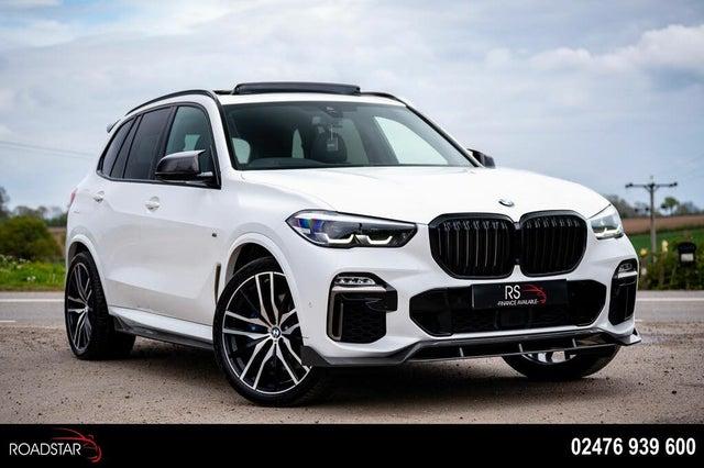 2020 BMW X5 3.0TD M50d (AC reg)