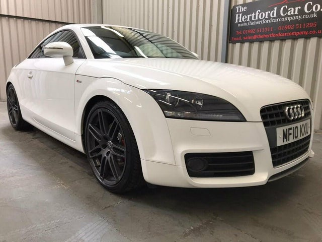 2010 Audi TT Coupe 2.0 TFSI S Line Special Edition (10 reg)