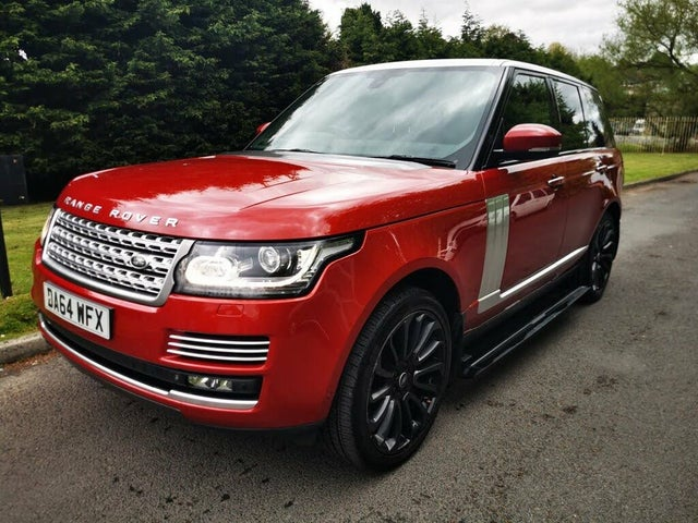 2014 Land Rover Range Rover 4.4 SDV8 Autobiography (s/s) Station Wagon (64 reg)