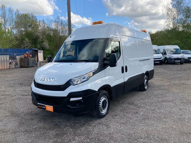 2015 Iveco Daily S Class 2.3TD 35S11V 3520 H2 Panel (64 reg)