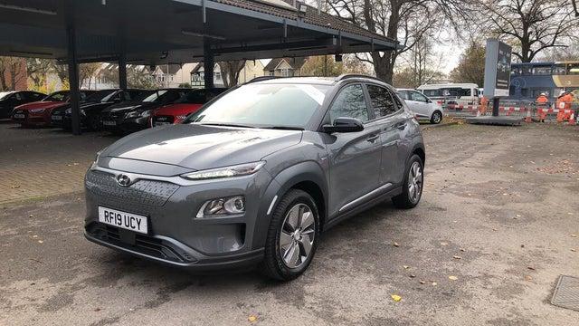 2019 Hyundai Kona E Premium (204ps) (19 reg)
