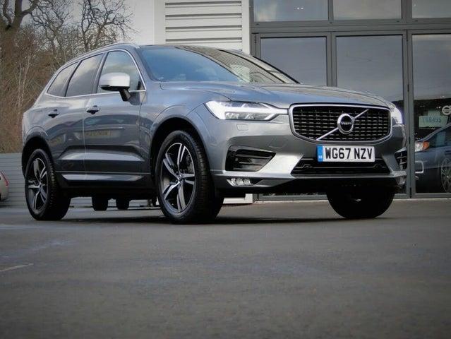 2017 Volvo XC60 2.0TD D4 R-Design Geartronic (67 reg)