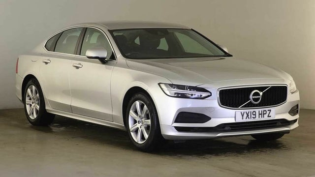 2019 Volvo S90 2.0TD D4 Momentum (19 reg)