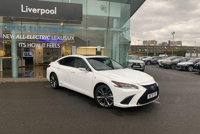 2020 Lexus ES 300h 2.5 F SPORT (218bhp) (without Navigation) (70 reg)