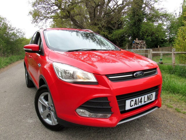 2014 Ford Kuga 2.0TDCi Zetec (140ps) (14 reg)