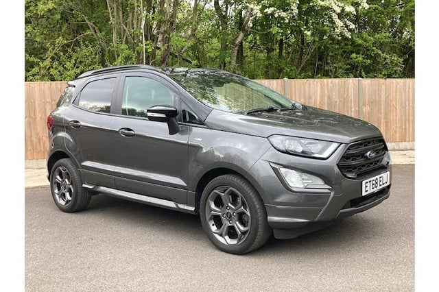 2019 Ford EcoSport 1.0T ST-Line (125ps) (s/s) Auto (68 reg)