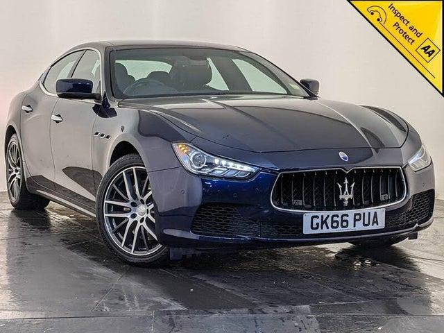 2016 Maserati Ghibli 3.0 (66 reg)