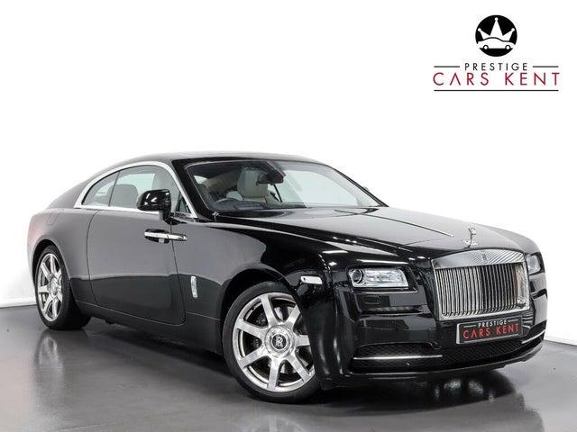 2015 Rolls-Royce Wraith 6.6 (15 reg)