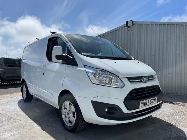 2018 Ford Transit Custom 2.0TDCi 270 L1H2 Limited (130PS)(EU6) (67 reg)