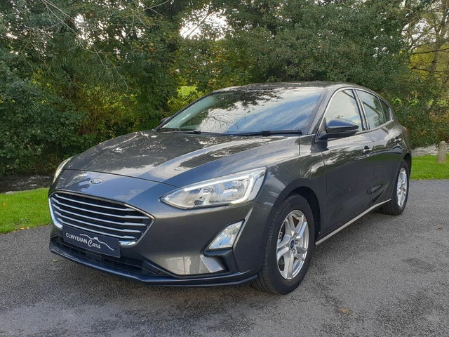 2018 Ford Focus (68 reg)