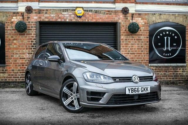 2016 Volkswagen Golf 2.0 TSI R 4Motion BMT (s/s) Hatchback 3d (66 reg)