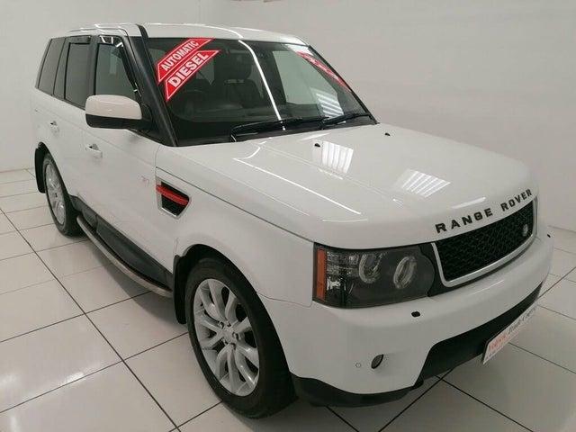 2012 Land Rover Range Rover Sport 3.0 SD V6 HSE Red Edition (12 reg)
