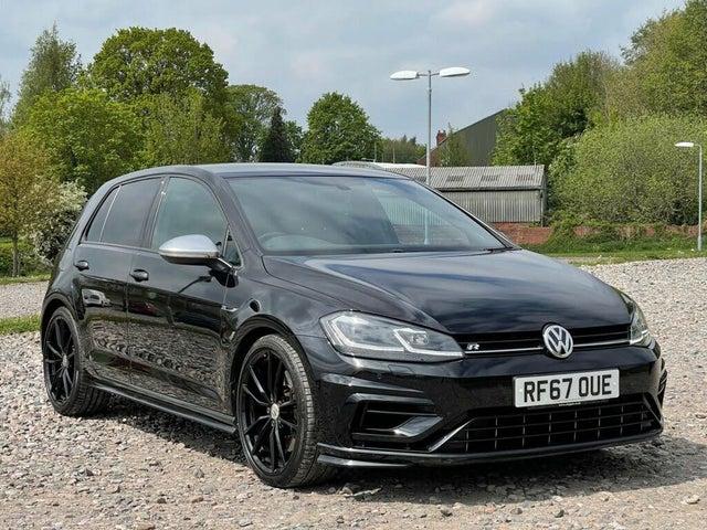 2018 Volkswagen Golf 2.0 TSI R Hatchback 5d DSG (67 reg)