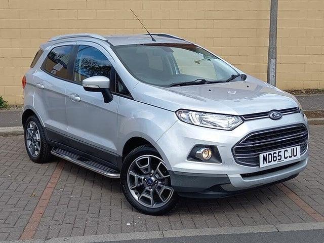 2015 Ford EcoSport 1.0 Titanium (0B reg)