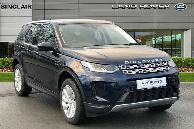 2020 Land Rover Discovery Sport (70 reg)