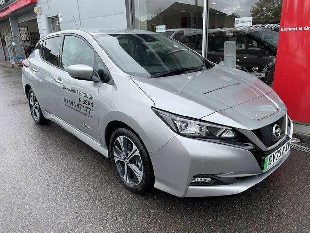2020 Nissan Leaf E Tekna (70 reg)