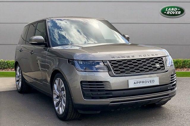 2021 Land Rover Range Rover 3.0 D350 Autobiography (21 reg)