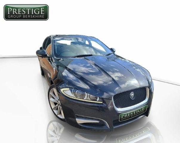 2013 Jaguar XF 2.2TD Sport (200ps) (s/s) Saloon 4d Auto (63 reg)
