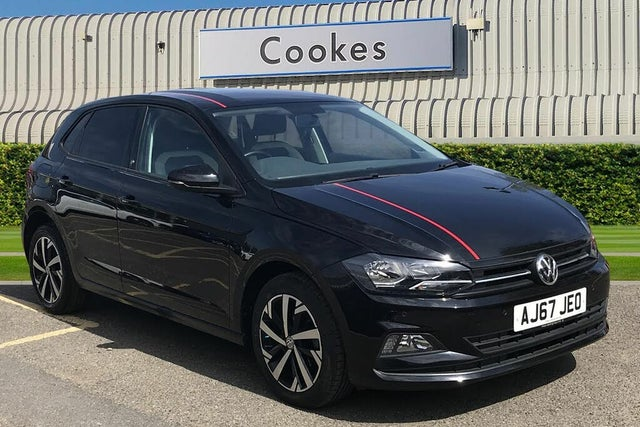 2018 Volkswagen Polo 1.0 TSI Beats (67 reg)