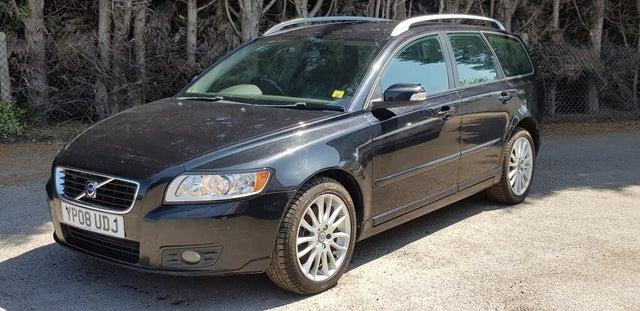 2008 Volvo V50 2.0TD SE Lux (08 reg)