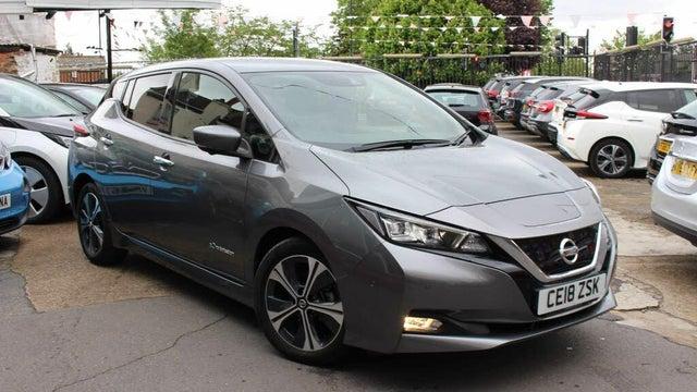 2018 Nissan Leaf E Tekna (110kw) (18 reg)