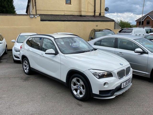 2015 BMW X1 (15 reg)