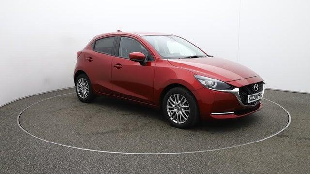 2020 Mazda Mazda2 1.5 SKYACTIV-G GT Sport (Nav) (Light Stone) (20 reg)
