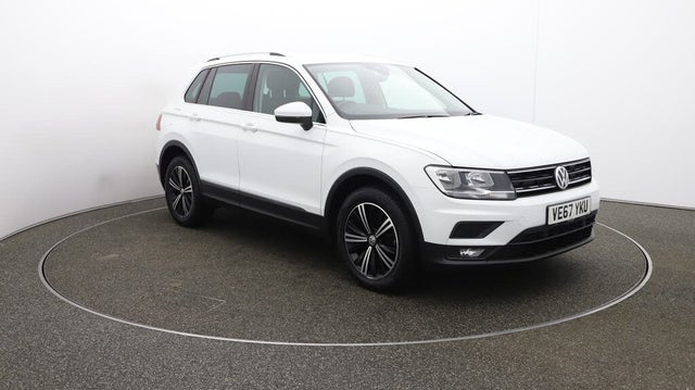 2018 Volkswagen Tiguan 2.0TDI SE Navigation (150ps) 4Motion (s/s) (67 reg)