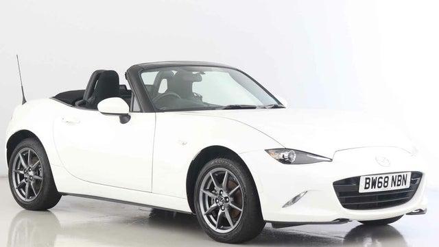 2019 Mazda MX-5 1.5 SE+ (68 reg)
