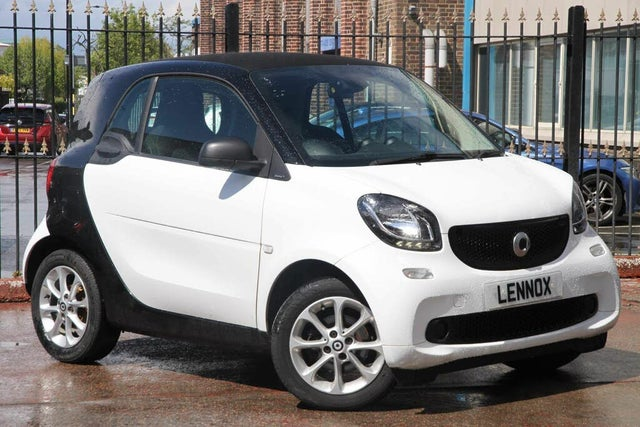 2017 Smart fortwo 1.0 Passion (70bhp) (s/s) Coupe Twinamic (67 reg)