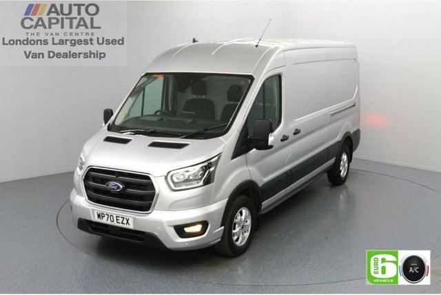 2020 Ford Transit 2.0TDCi 350 L3H2 Limited (130PS)(EU6dT) Panel Van auto (70 reg)