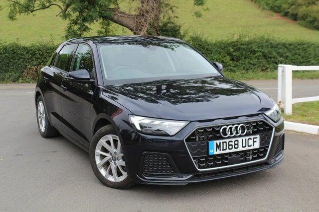 2018 Audi A1 1.0 30 TFSI Sport (68 reg)