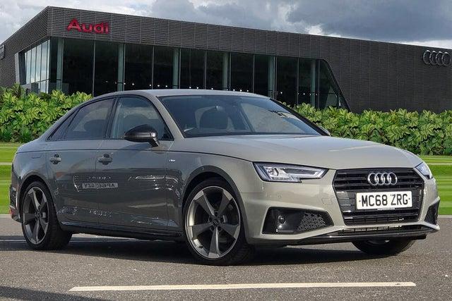 2019 Audi A4 2.0 35 TFSI Black Edition (68 reg)