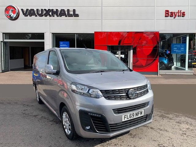 2019 Vauxhall Vivaro 2.0TD 3100 L2H1 Sportive (150PS)(Eu6dT) Panel (69 reg)