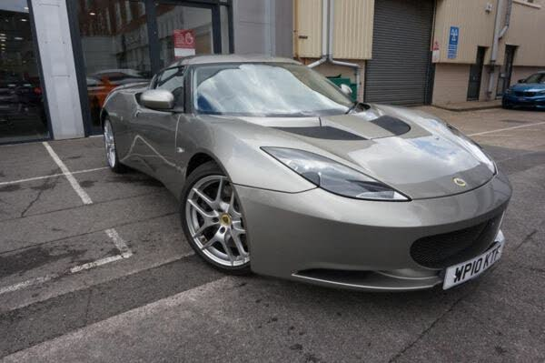 2010 Lotus Evora 3.5 2+0 (10 reg)
