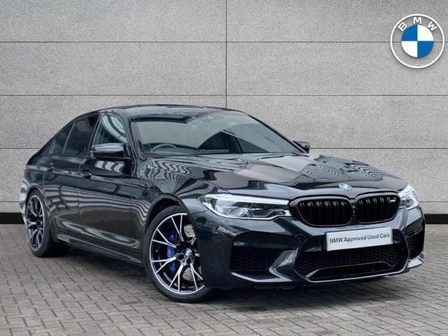 2019 BMW 5 Series 4.4 M5 Competition (Z2 reg)