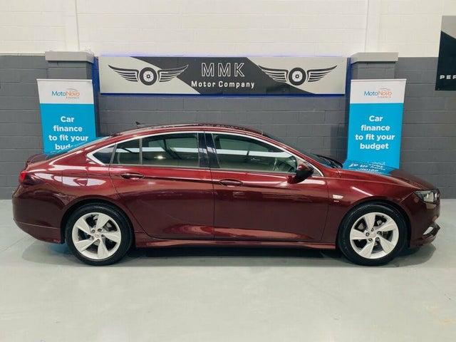 2019 Vauxhall Insignia Grand Sport 1.5 Turbo SRi VX-Line (Nav) (s/s) (19 reg)