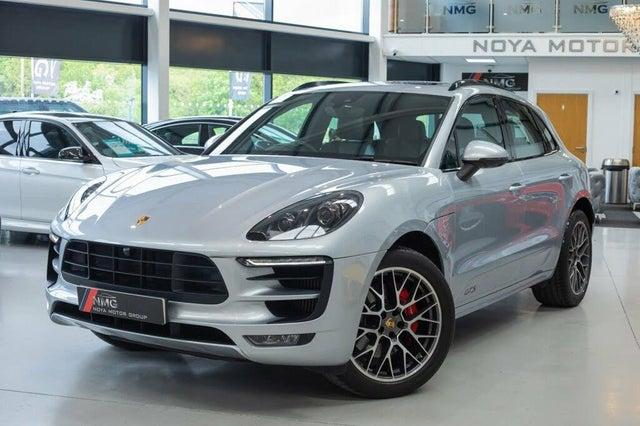 2017 Porsche Macan 3.0 GTS (s/s) (17 reg)