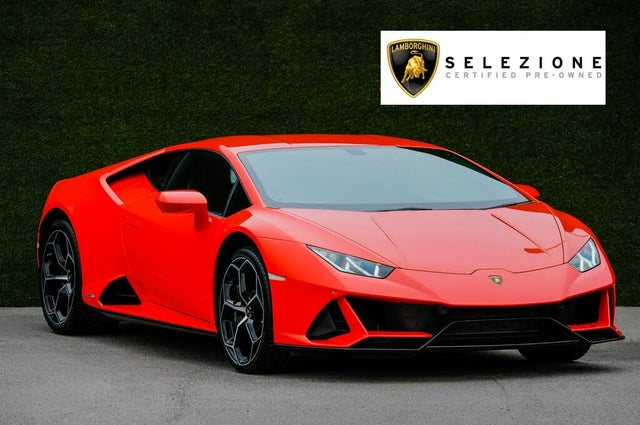 2019 Lamborghini Huracan 5.2 Performante Coupe (WE reg)