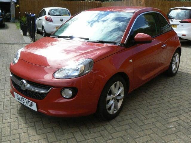 2013 Vauxhall ADAM 1.2 JAM (13 reg)