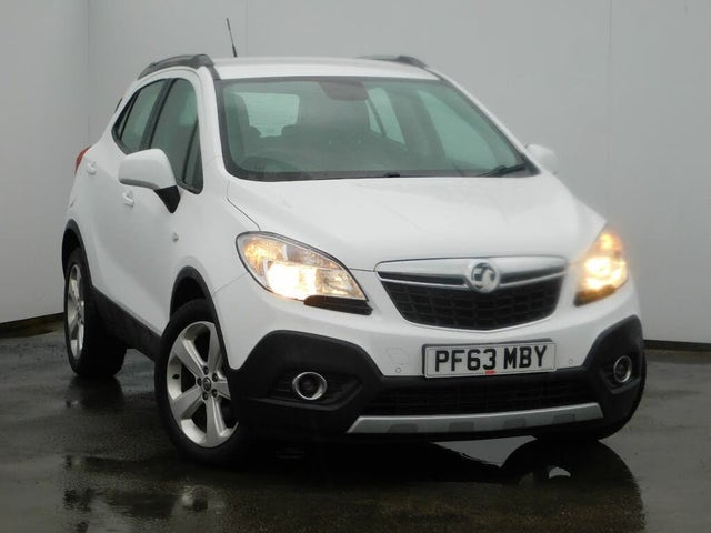 2014 Vauxhall Mokka 1.7CDTi Exclusiv 4X4 (s/s) (63 reg)