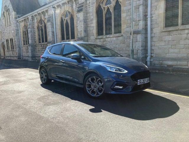 2020 Ford Fiesta 1.0T ST-Line Edition (155ps) Hybrid (mHEV) 5d (0J reg)