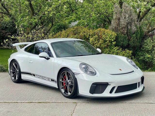 2017 Porsche 911 4.0 GT3 (67 reg)