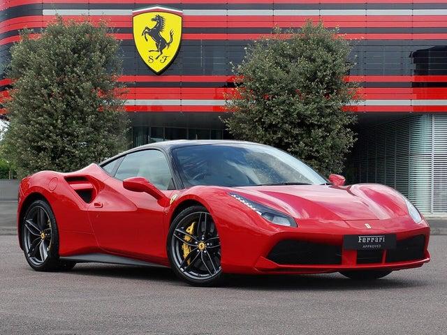 2017 Ferrari 488 3.9 488 GTB (7G reg)