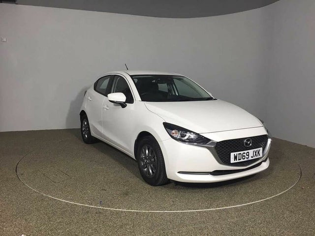 2019 Mazda Mazda2 1.5 SKYACTIV-G SE-L (Nav) (69 reg)